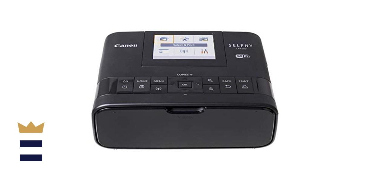 Canon SELPHY CP1300 Wireless Photo Printer