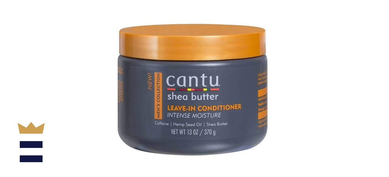 Cantu Shea Butter Men's Collection Leave-In Conditioner