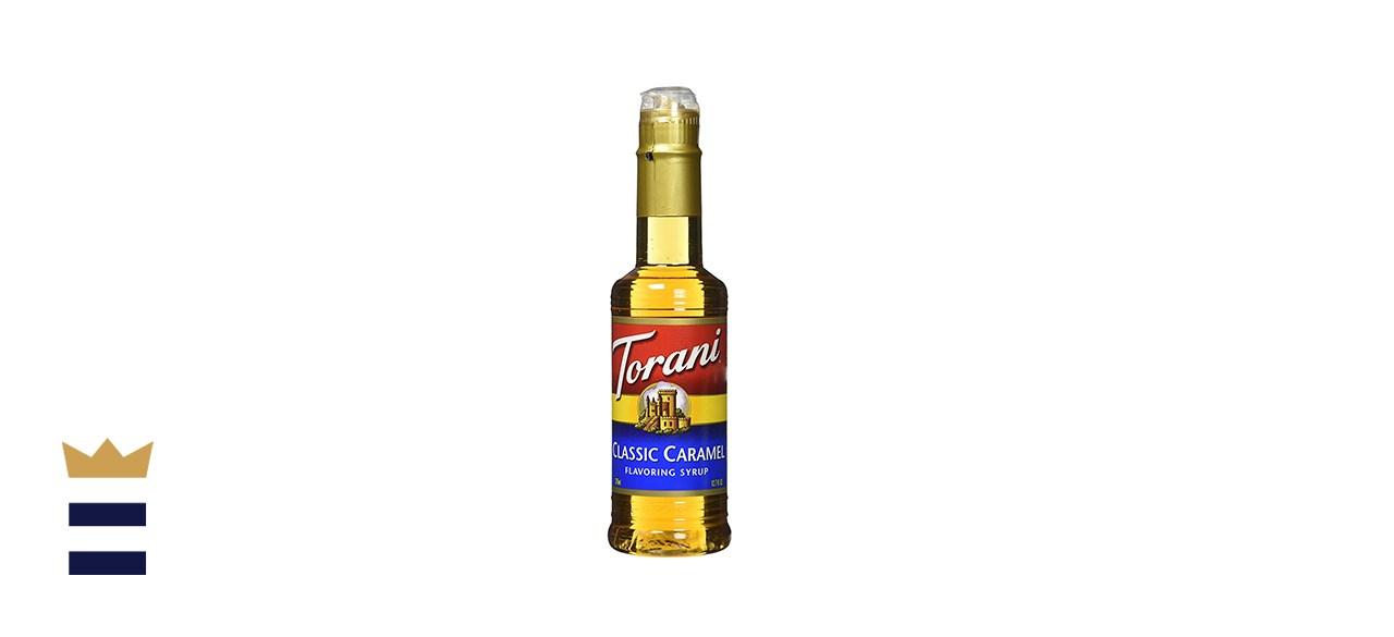 caramel simple syrup
