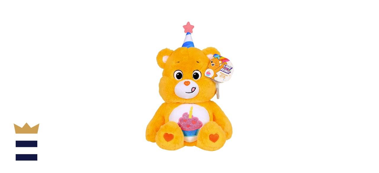 Care Bears 16 Inch Birthday Bear Scented Plush