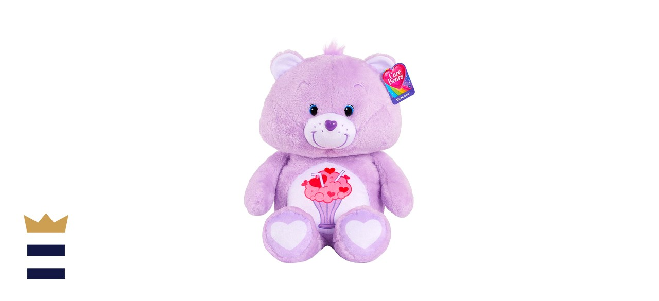 Care Bears Share Bear Value Jumbo Plush