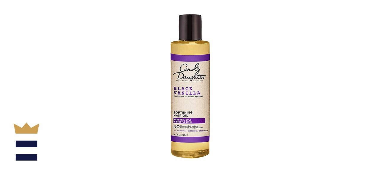 Carol's Daughter Black Vanilla Softening Hair Oil