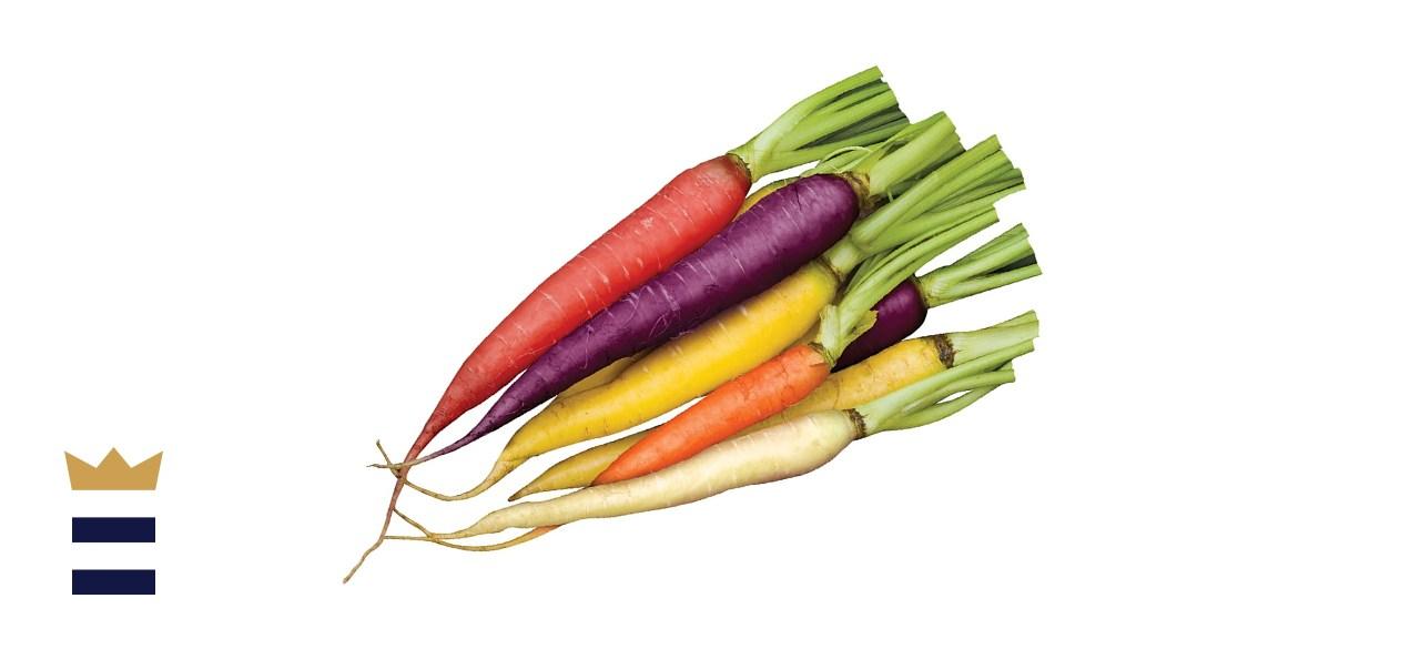 Burpee Kaleidoscope Blend Carrot Seeds