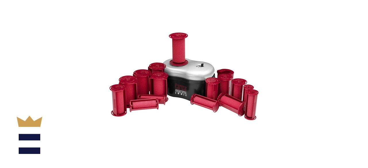 Caruso Professional Molecular Steam Rollers with Shields