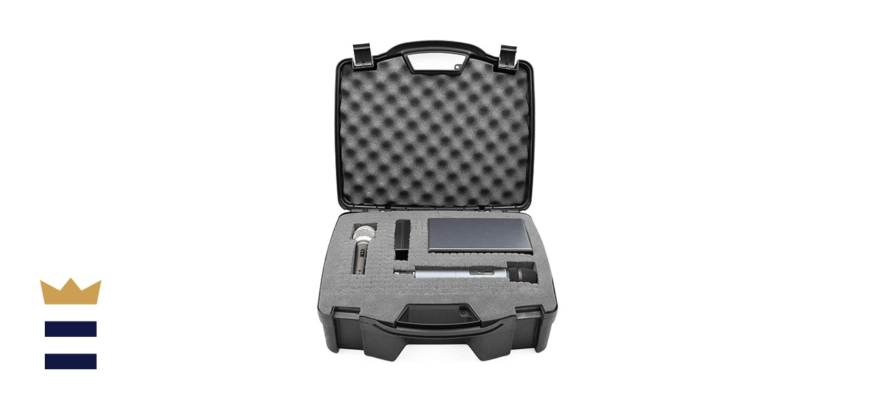CASEMATIX Wireless Microphone Case