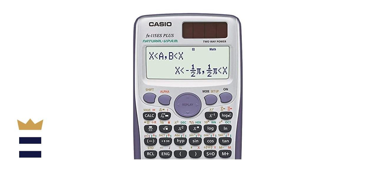 Casio fx-115ES PLUS Engineering Scientific Calculator