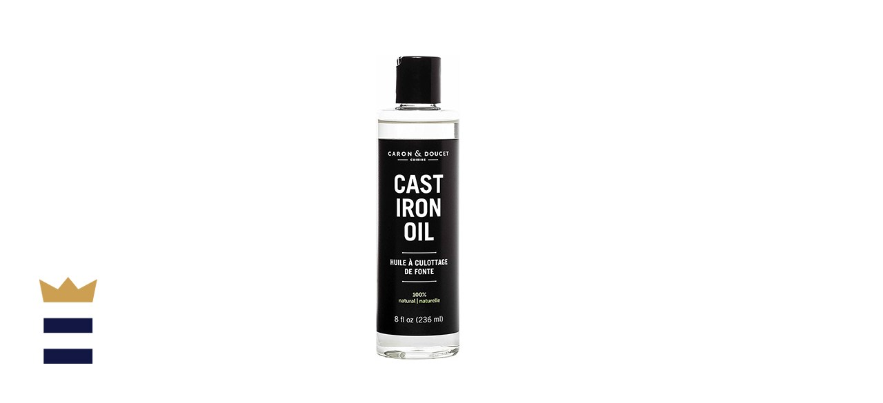 Caron & Doucet - Cast Iron Seasoning & Cleaning Oil