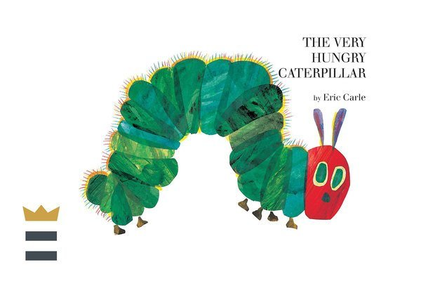 caterpillar children's book