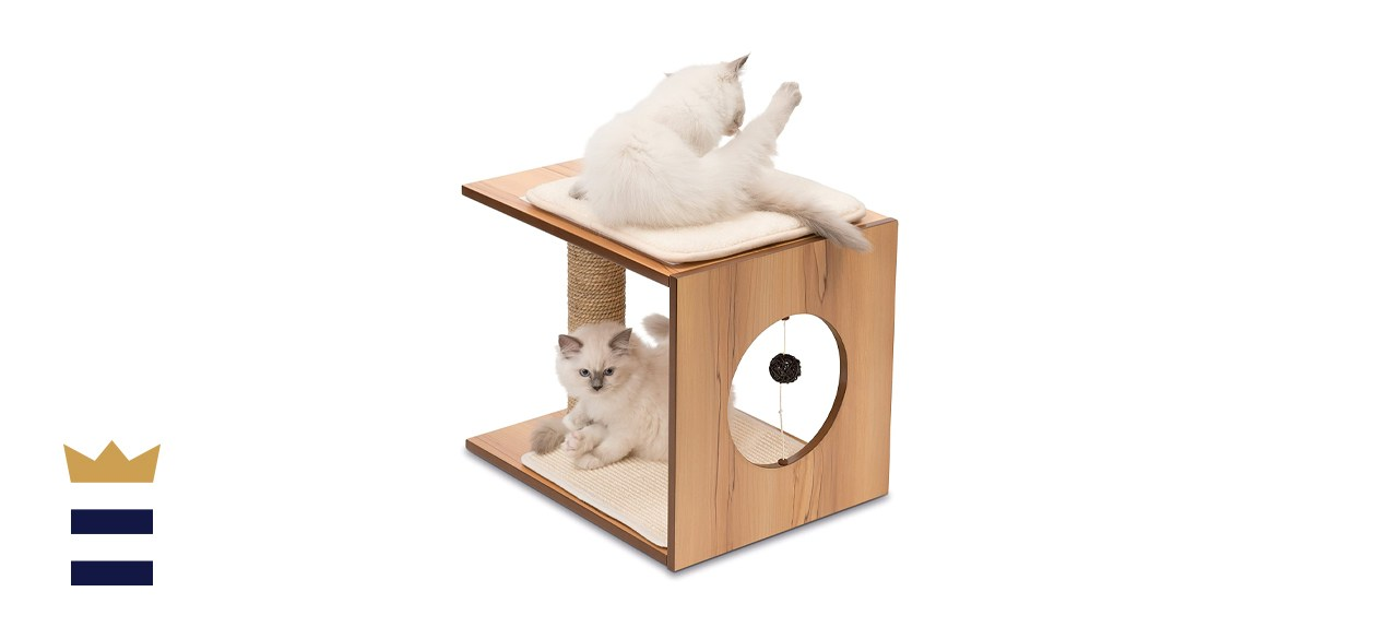Catit Vesper V-Stool Cat Scratcher