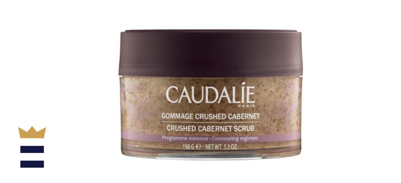 Caudalie's Crushed Cabernet Scrub