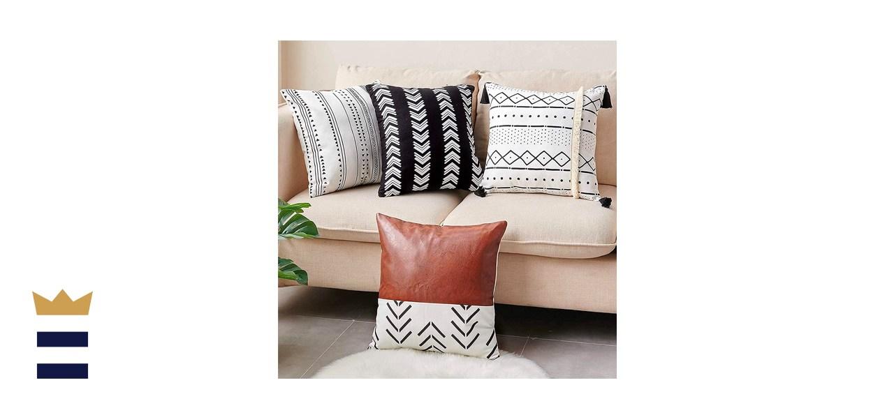 CDWERD Throw Pillow Covers