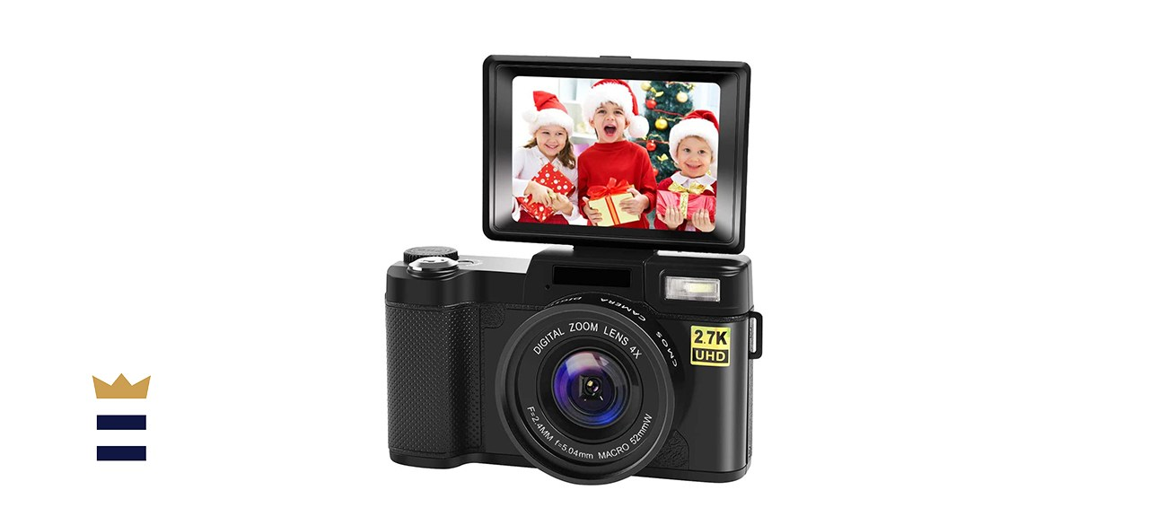CEDITA Digital Vlogging Camera