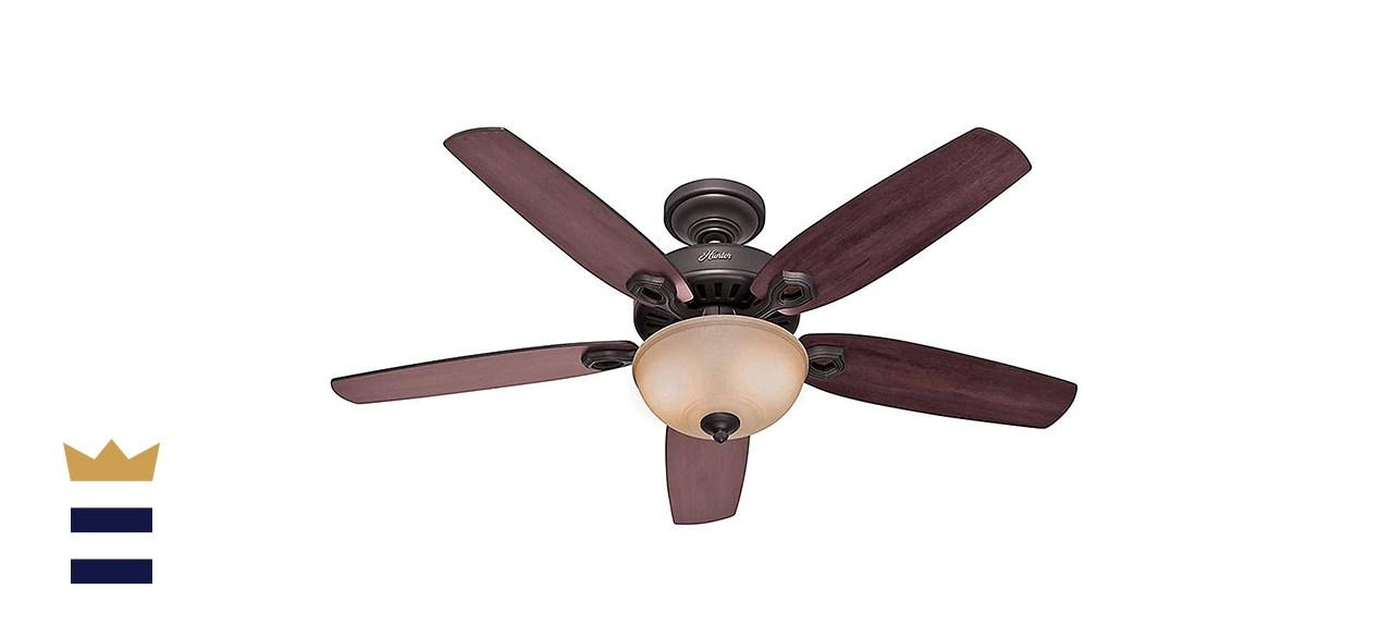 HUNTER 53091 Builder Deluxe Indoor Ceiling Fan