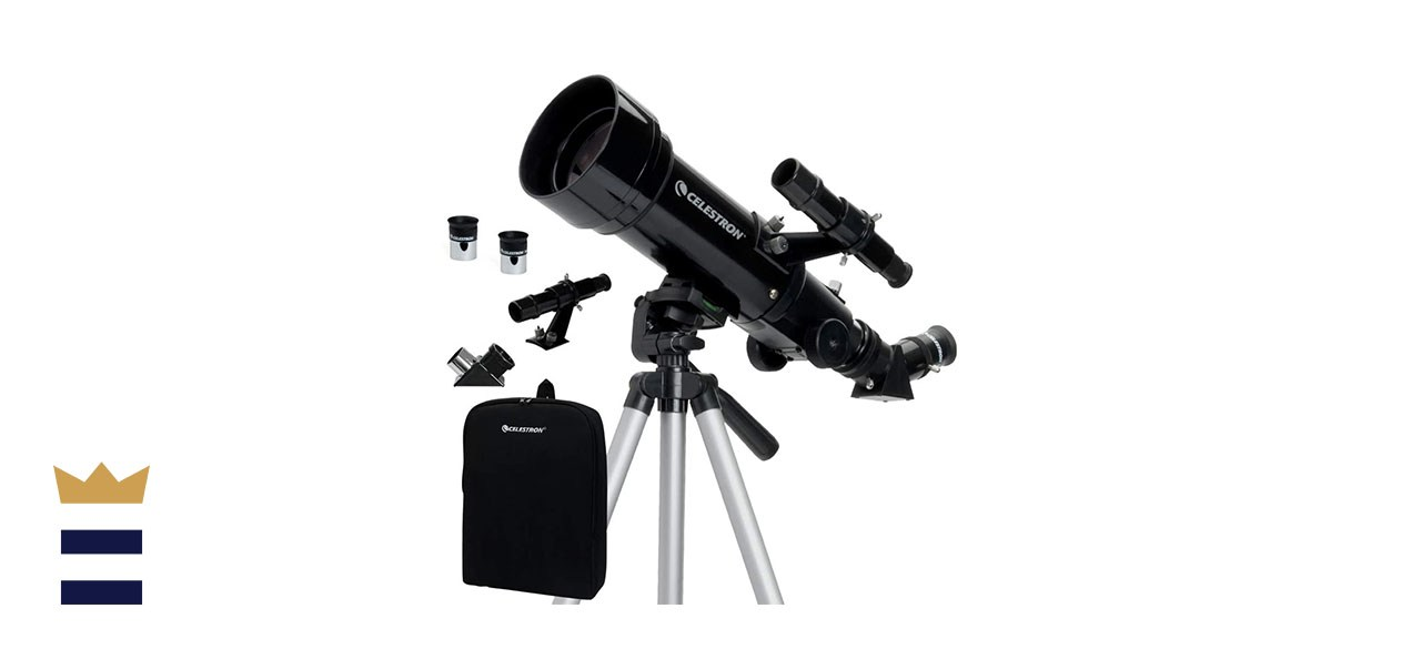 Celestron - 70mm Travel Scope