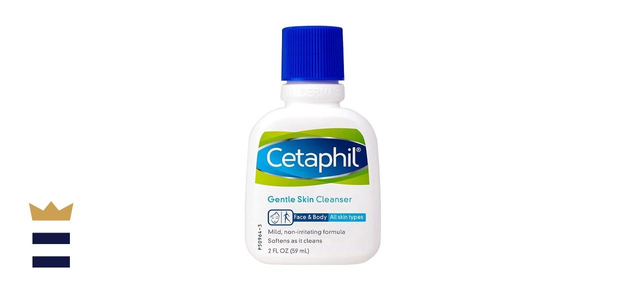 Cetaphil Gentle Skin Cleanser Liquid Travel Size 2 oz.