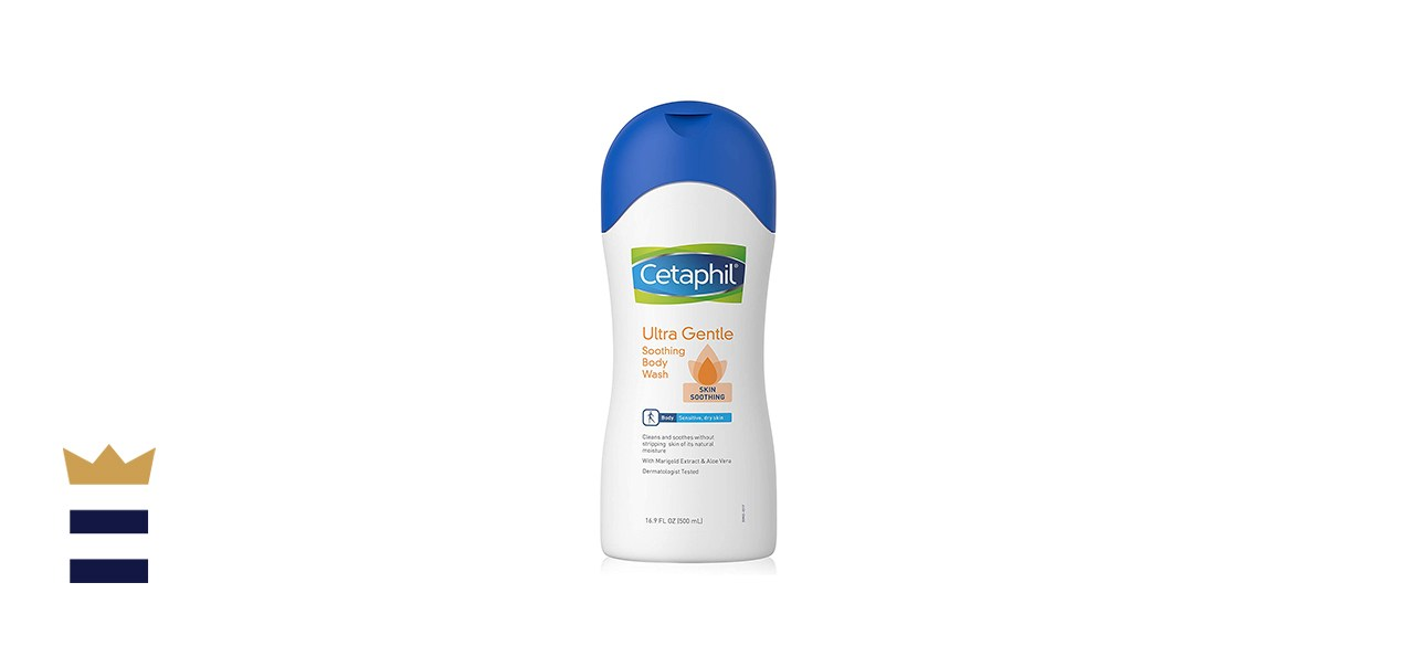 Cetaphil Ultra Gentle Soothing Body Wash