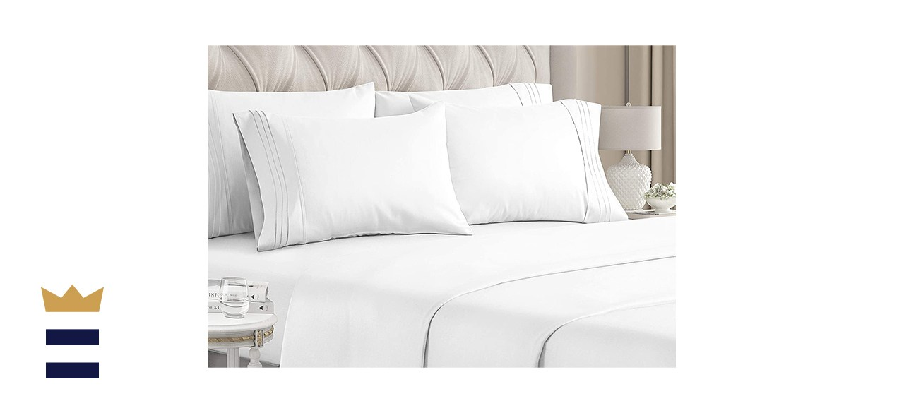 CGK Unlimited Hotel Luxury Bed Sheets