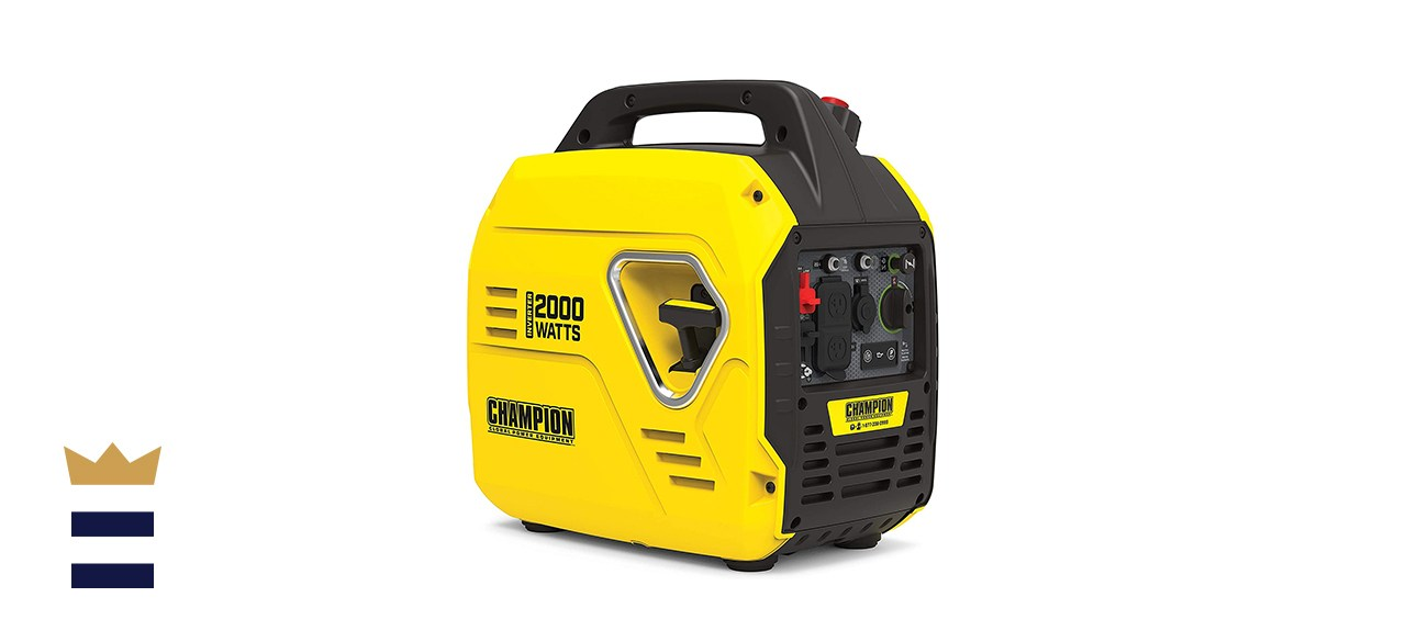Champion 2000-Watt Portable Inverter Generator