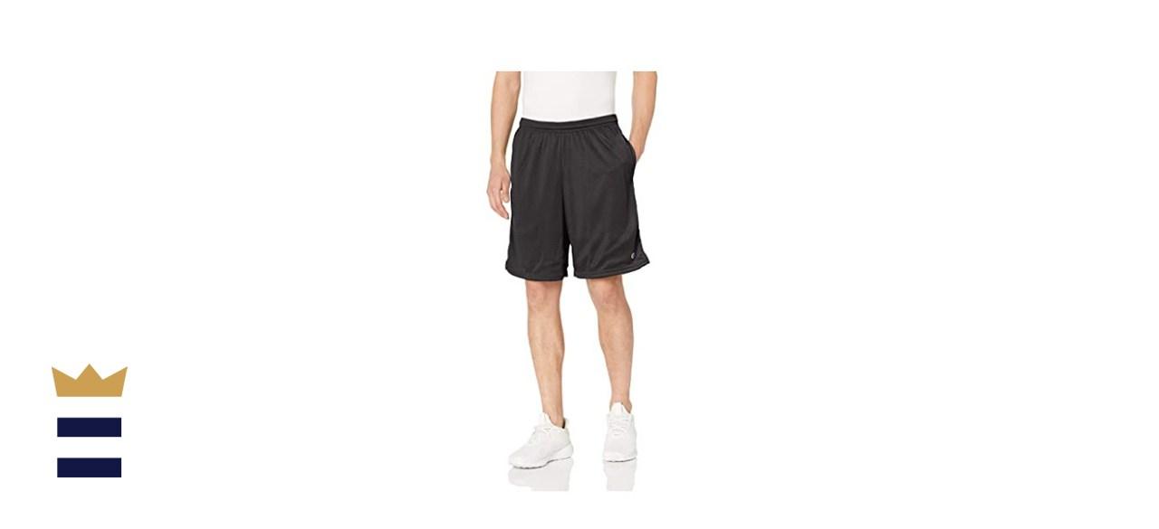 Champion Men's 9-inch Mesh Short