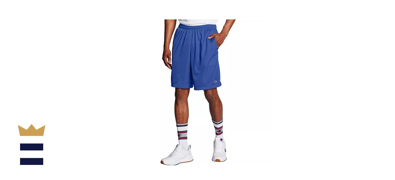 Champion Mesh Athletic Shorts