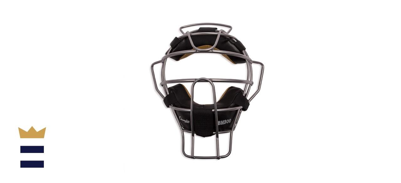 Champion Sports Ultra Lightweight Umpire Face Mask
