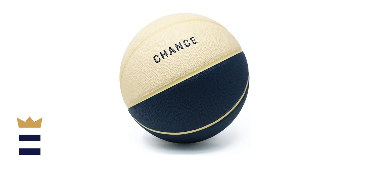 Chance Premium Composite Leather Indoor/Outdoor Basketball