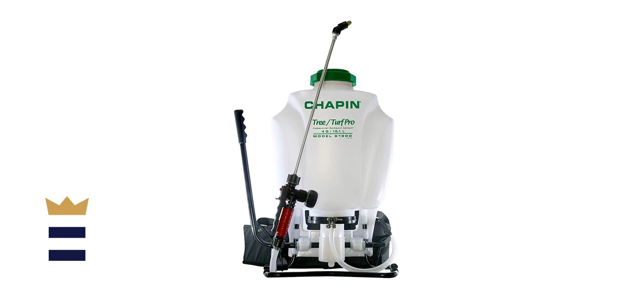 Chapin 61900 4-Gallon Tree and Turf Pro Commercial Backpack Sprayer