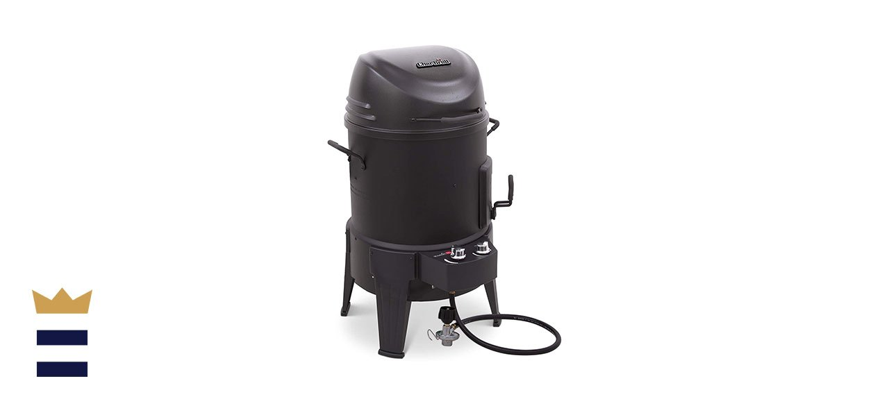 Char-Broil's The Big Easy Gas-Fired Smoker