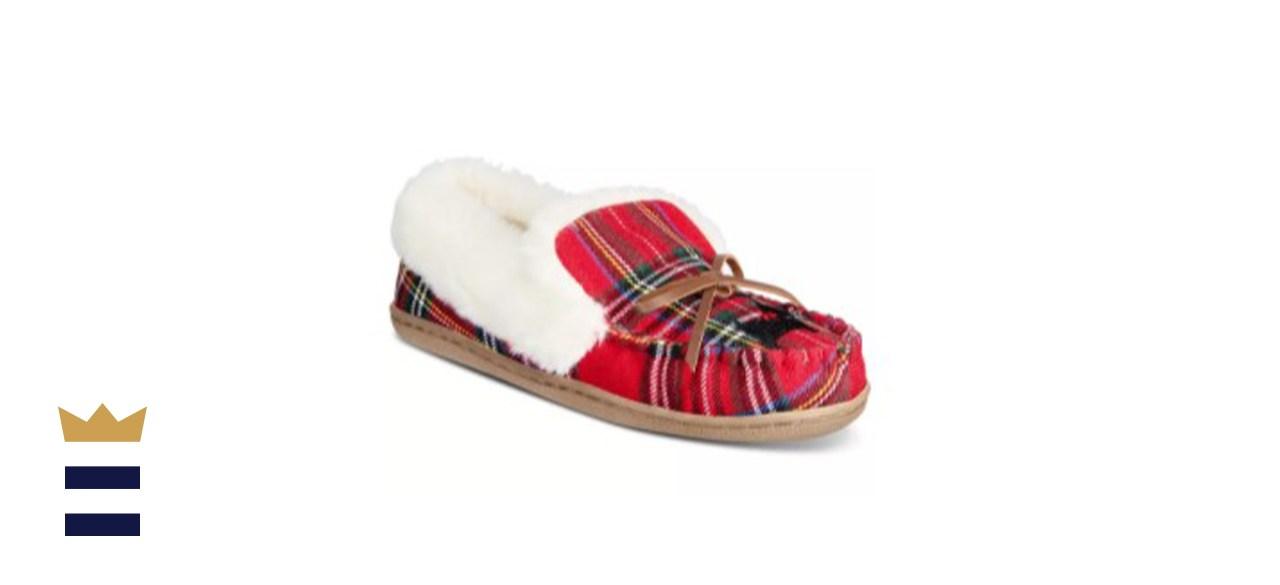 Charter Club Dorenda Moccasin Slippers