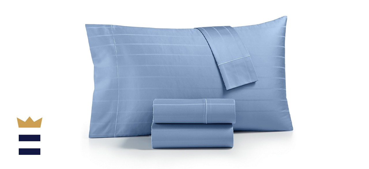 Charter Club Sleep Cool Three-Piece Sheet Set