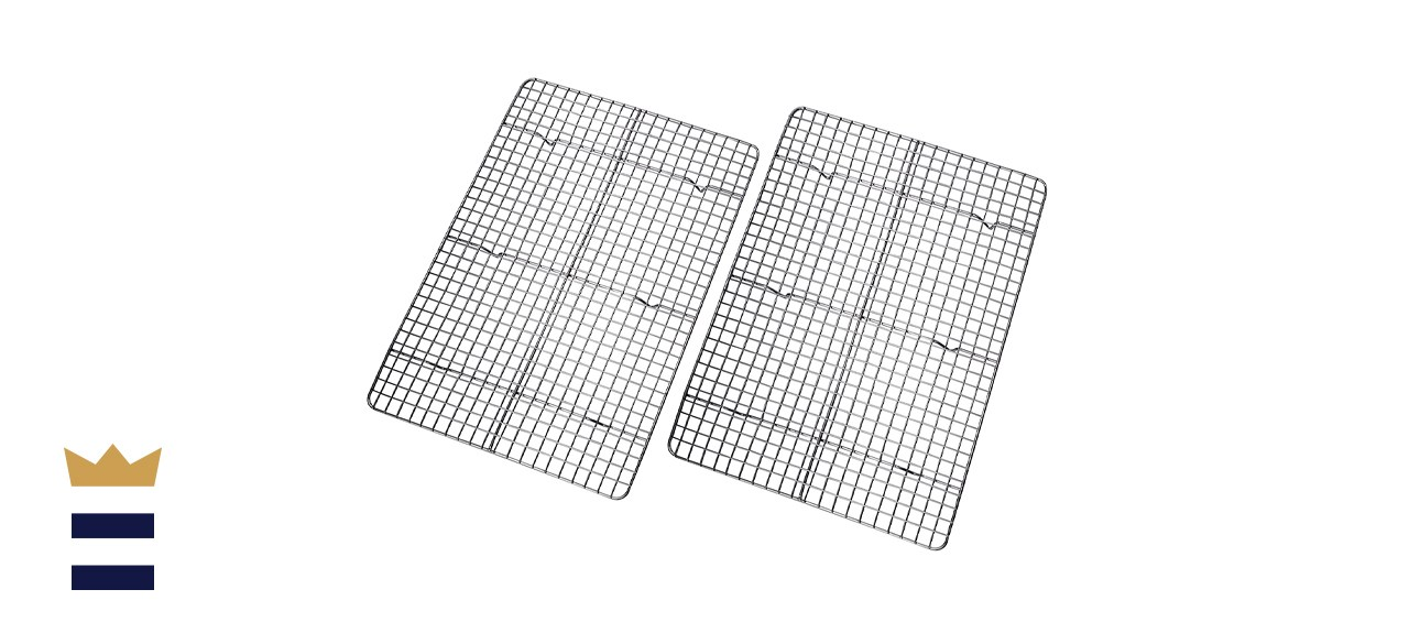 Checkered Chef Stainless Steel Cooling Racks