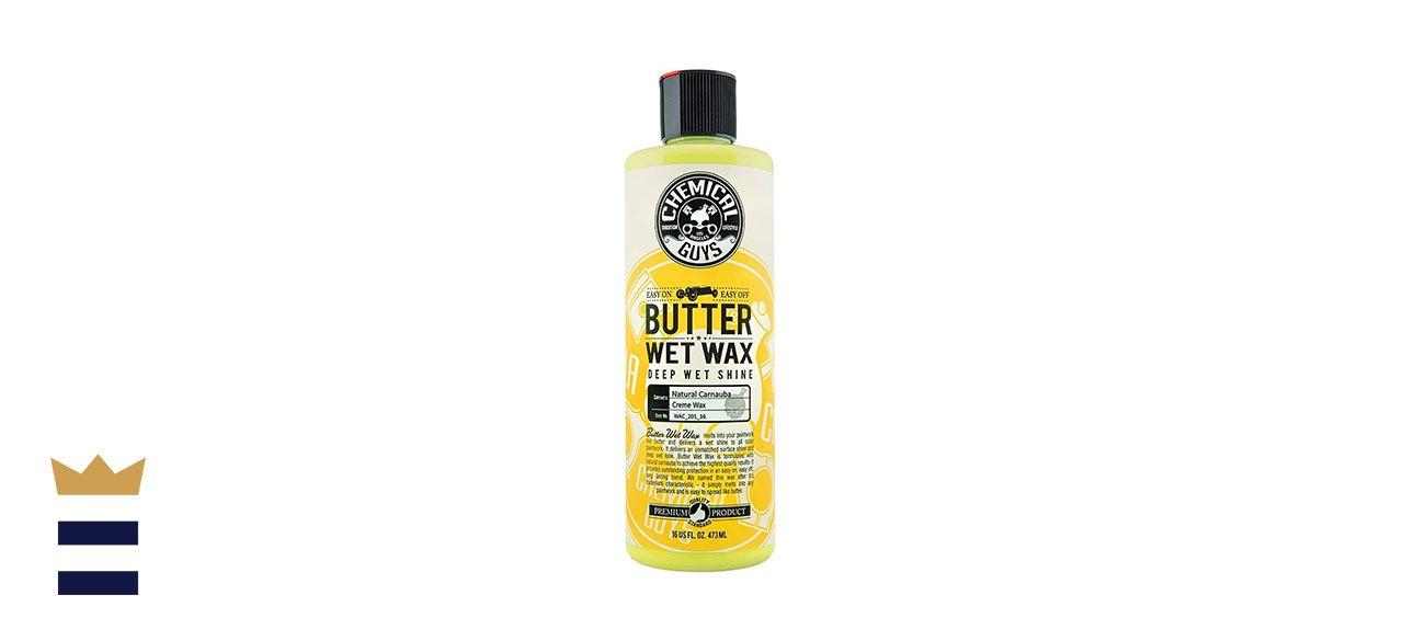 Chemical Guys Butter Wet Wax