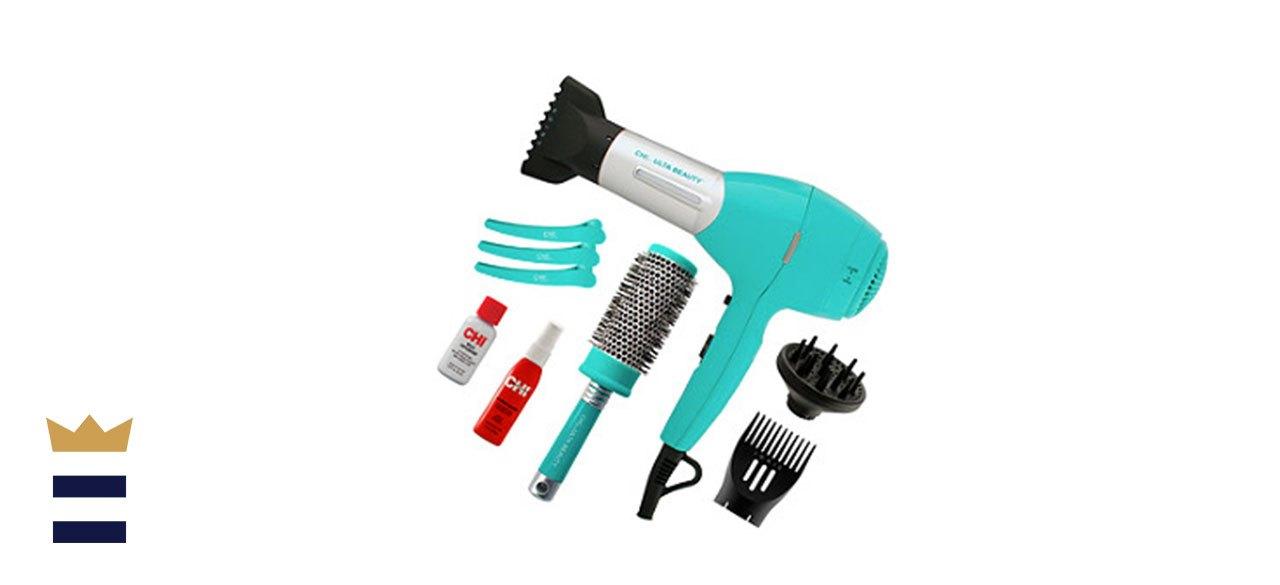 CHI For ULTA Beauty Gorgeous Blowout Kit