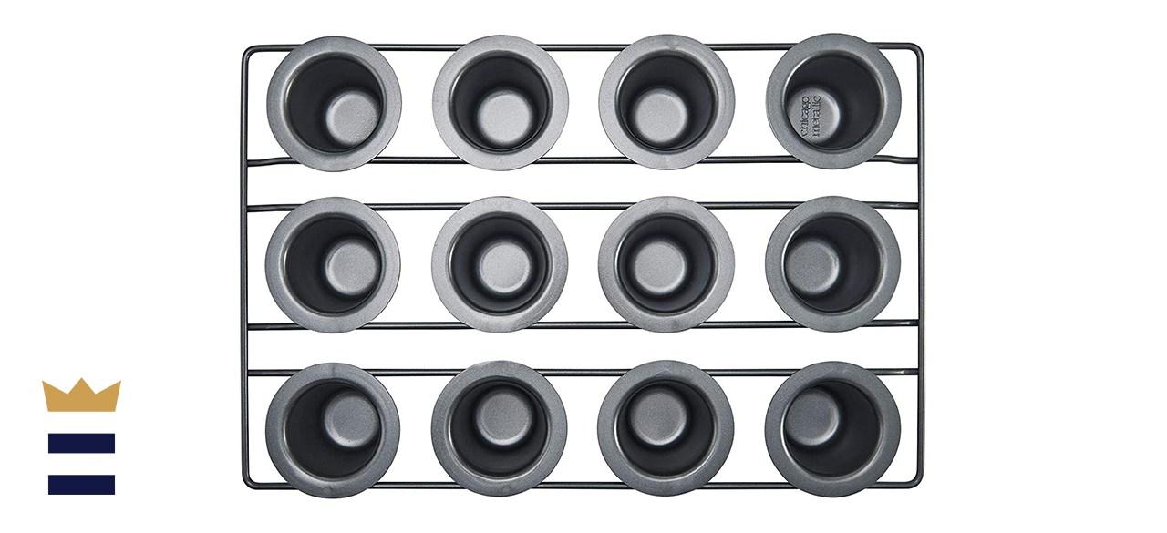 Chicago Metallic Nonstick Mini Popover Pan