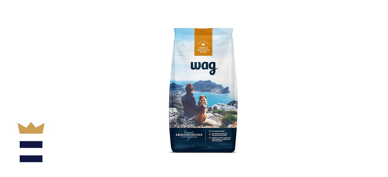 Wag dry dog food Chicken with sweet potatoes