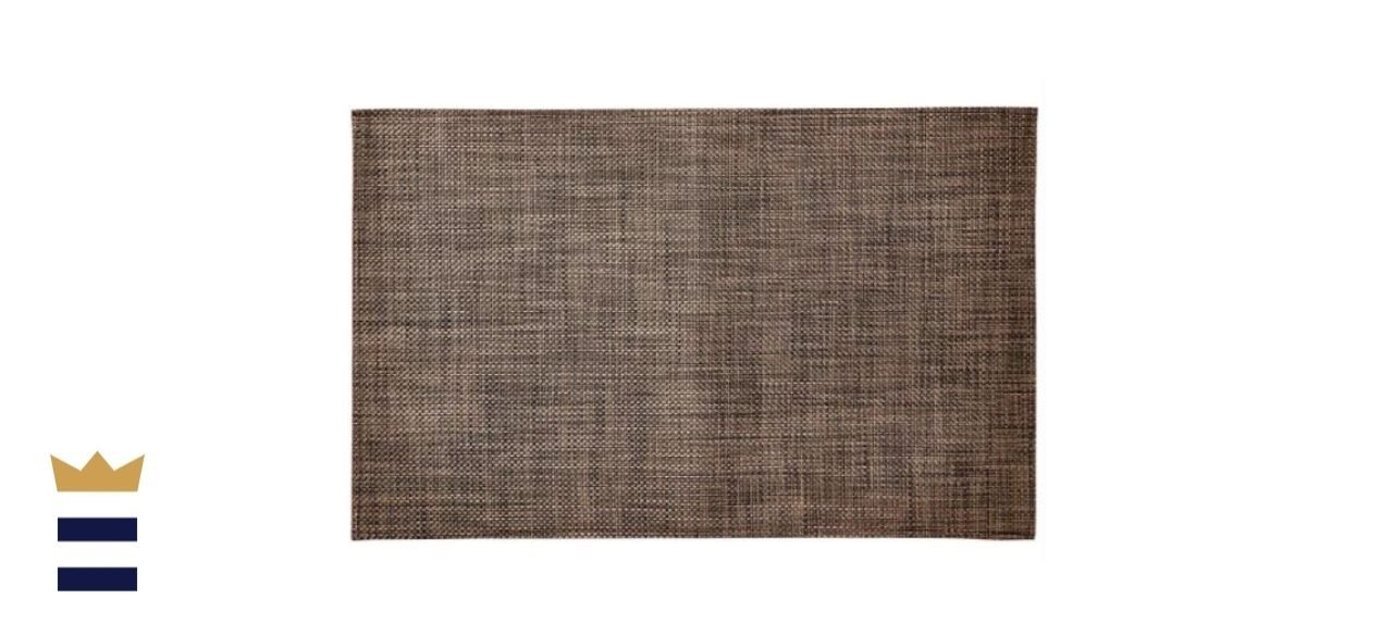 Chilewich Earth Basketweave Floor Mat