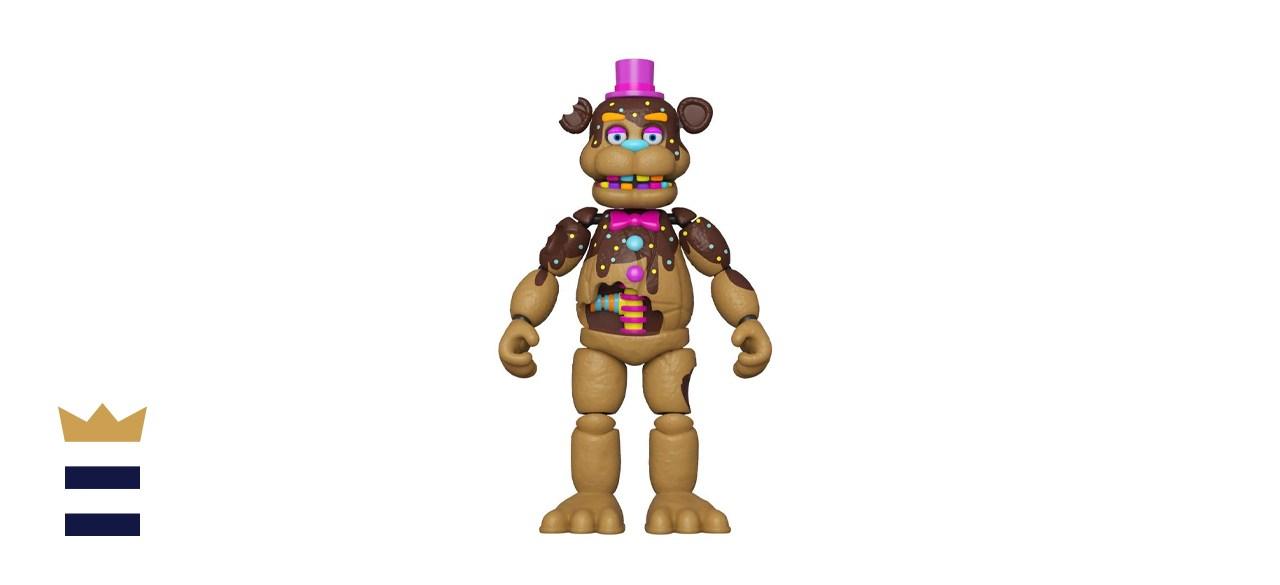 Chocolate Freddy Funko Pop Action Figure