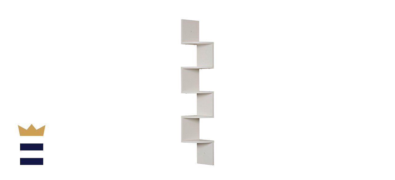 Chrisley 5 Piece Corner Shelf