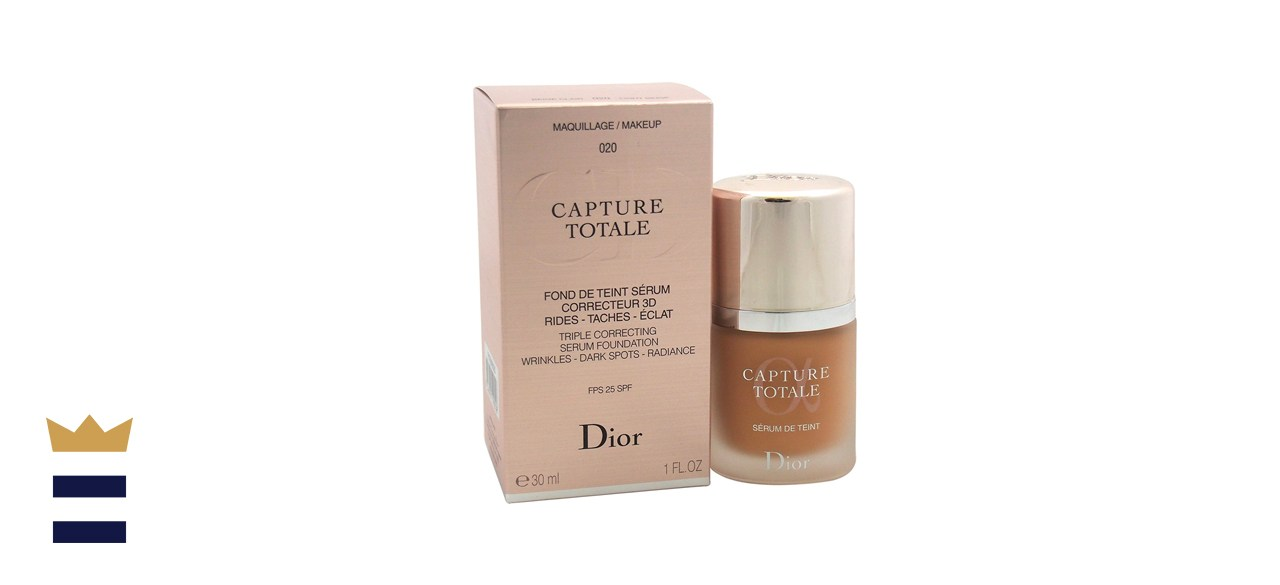 Christian Dior Capture Total Triple Correcting Serum SPF 25 Foundation