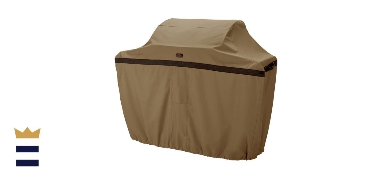Classic Accessories' Hickory Grill Cover