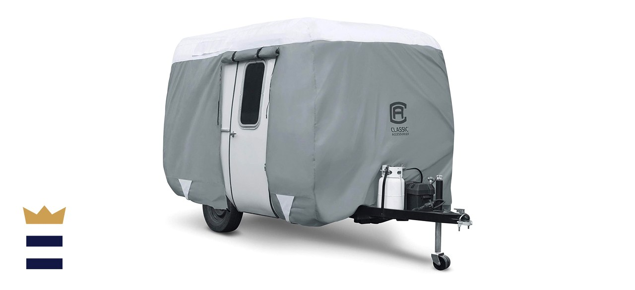 Classic Accessories Overdrive PolyPRO3 Travel Trailer Cover