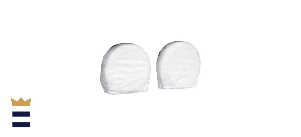 Classic Accessories' RV Wheel Cover, Two-Pack