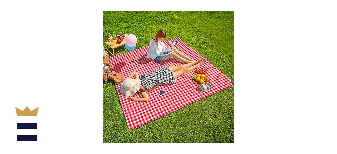 Extra Large Picnic & Beach Blanket