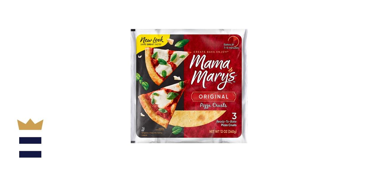 Classic thin crust pizza