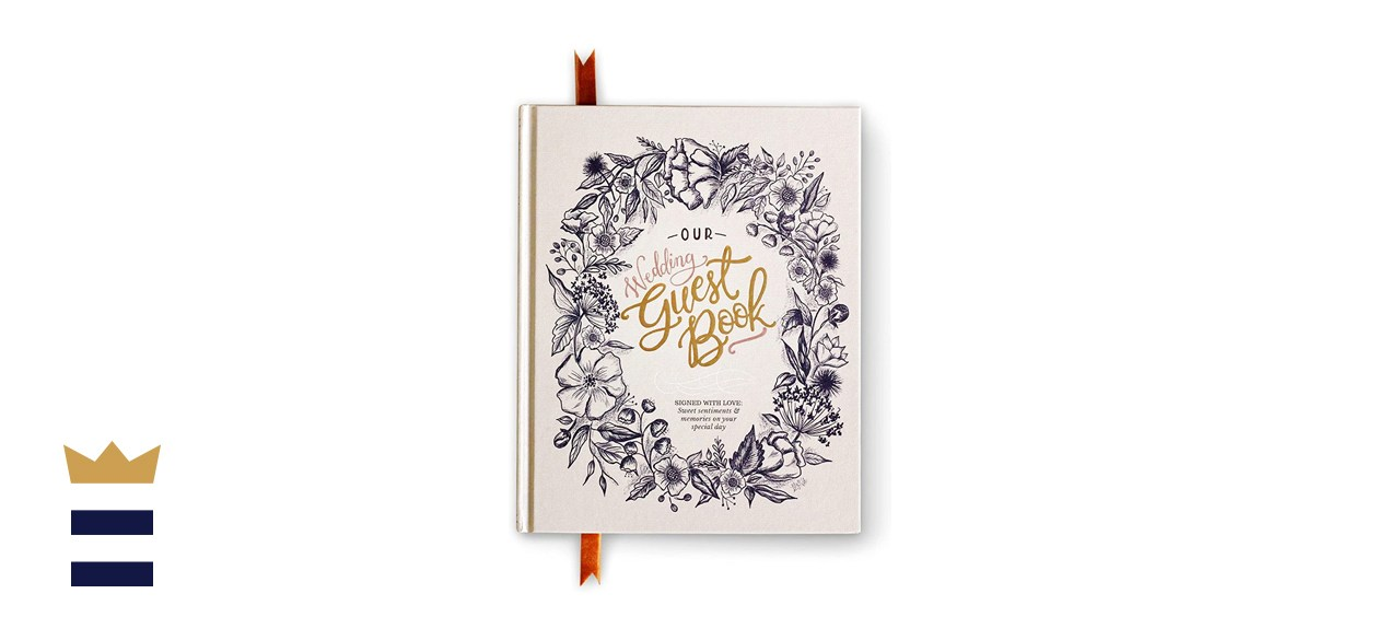 Lily & Val Wedding Guest Book