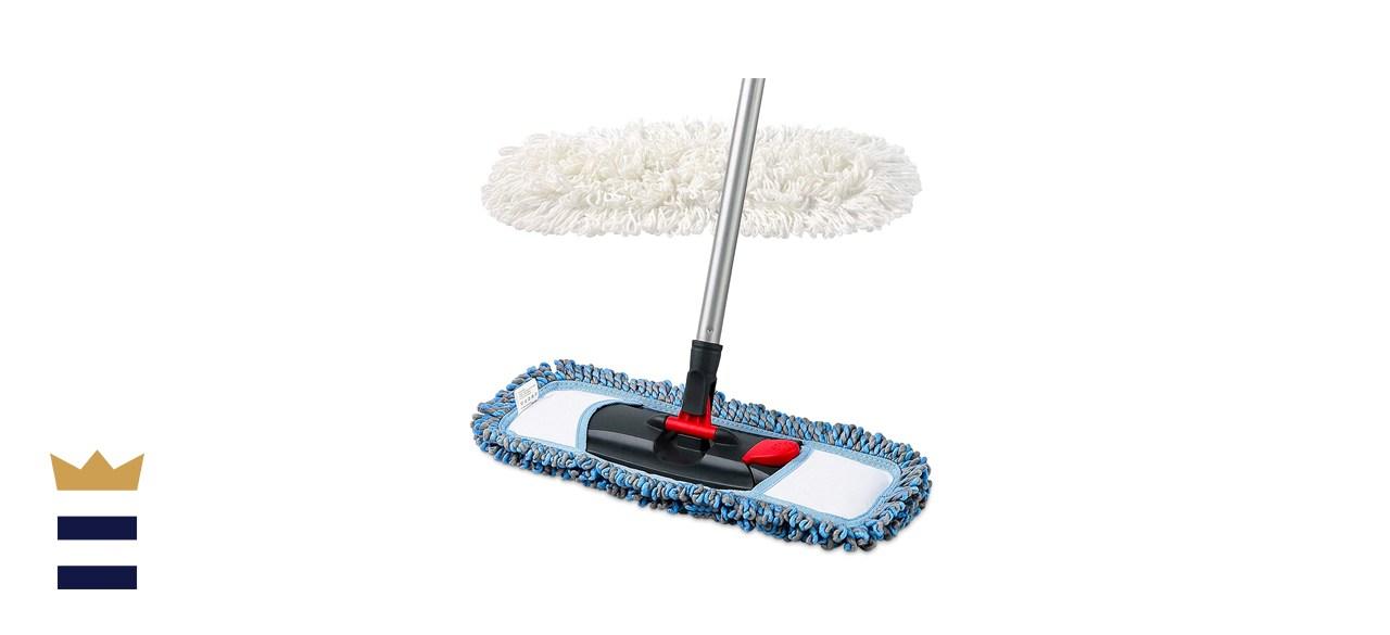 CleanHome Microfiber Dust Mop