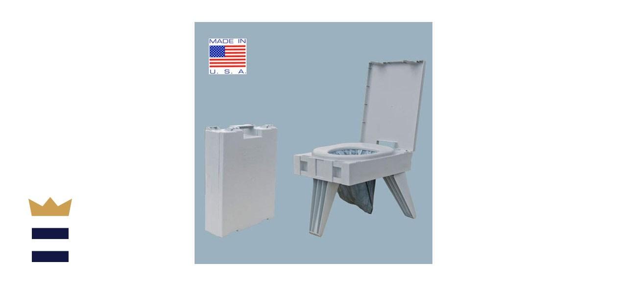 Cleanwaste Portable Toilet