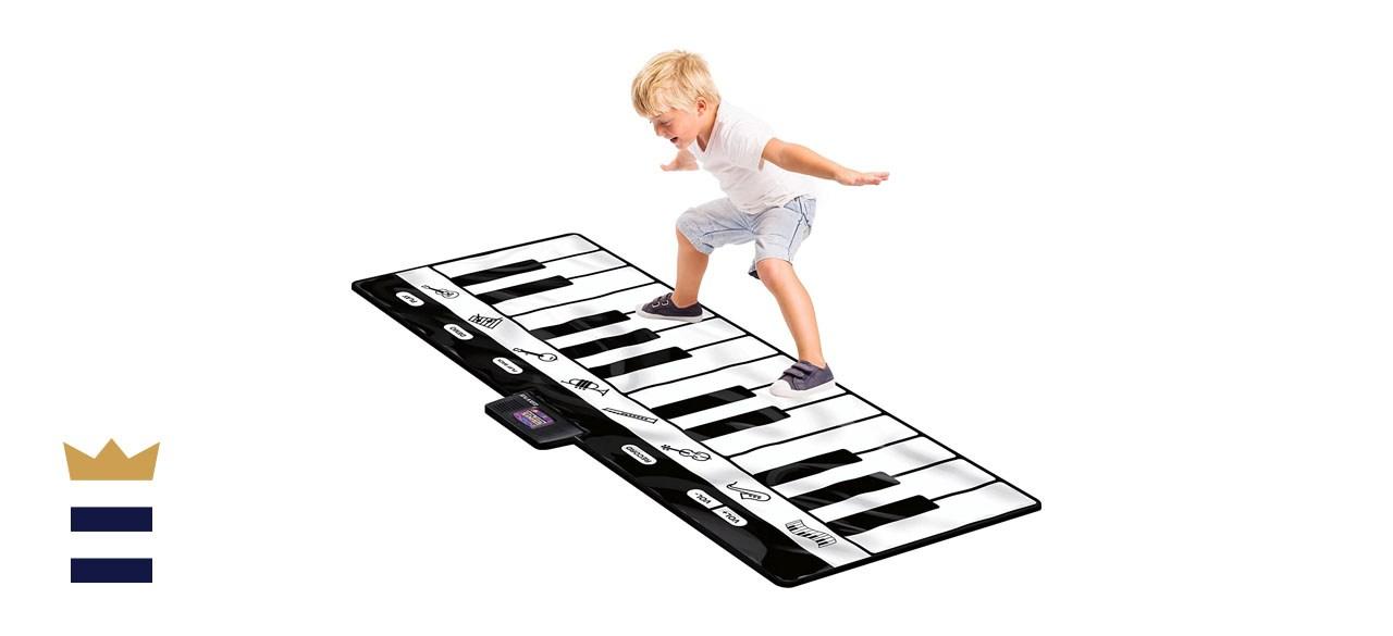 Click N Play Gigantic Keyboard Play Mat