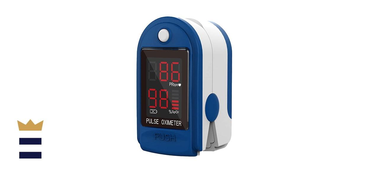 ClinicalGuard CMS-50DL Fingertip Pulse Oximeter