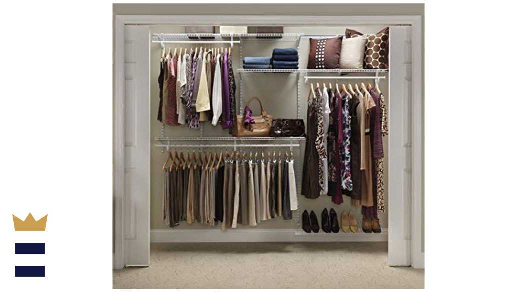 ClosetMaid 22875 ShelfTrack